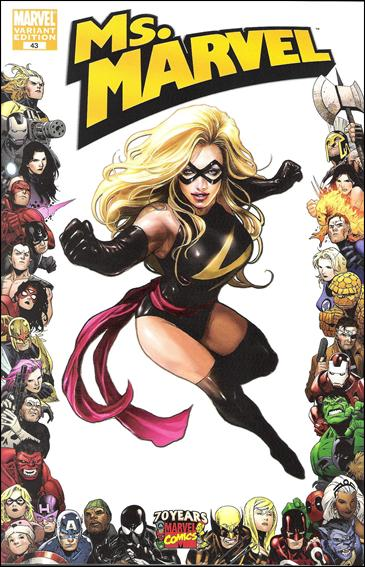 Ms. Marvel (2006) 43-B by Marvel