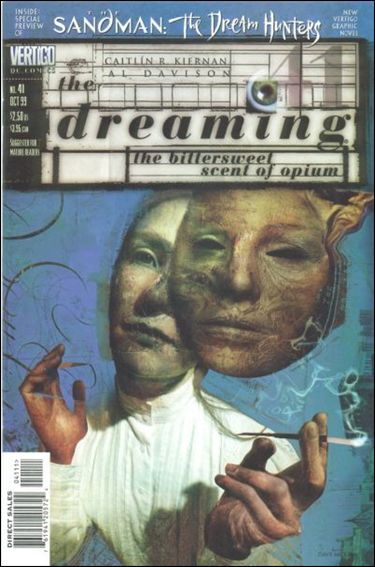 Dreaming 41-A by Vertigo