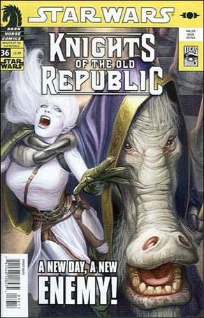 Star Wars: Knights of the Old Republic 36-A