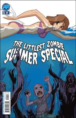 Littlest Zombie Summer Special 1-A