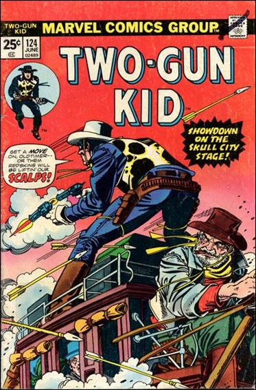 Two-Gun Kid 124-A by Marvel