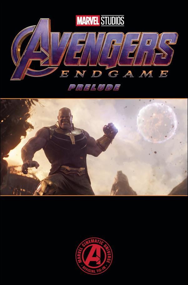 Marvel's Avengers: Endgame Prelude 2-A by Marvel