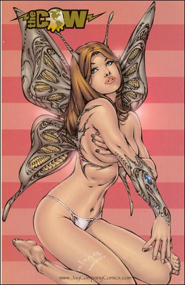 Witchblade 83-C by Top Cow