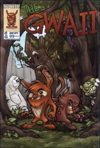 Gwaii 1-A by Arcana