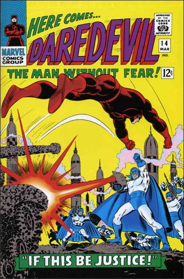Daredevil (1964) 14-A by Marvel