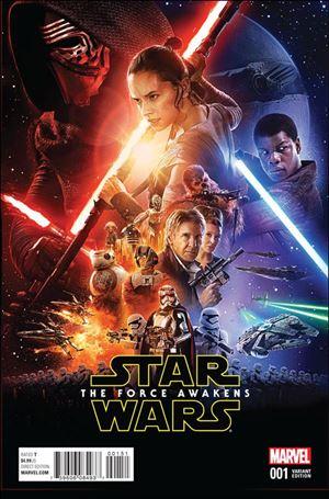 Star Wars: The Force Awakens Adaptation 1-B