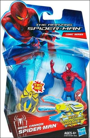 Amazing Spider-Man (2012) Mega Cannon Spider-Man (Comic Series)