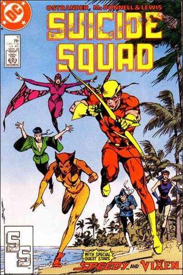 Suicide Squad (1987) 11-A by DC