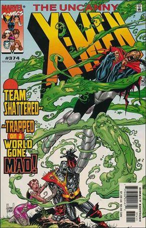 Uncanny X-Men (1981) 374-A