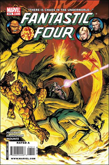 Fantastic Four (1961) 575-A by Marvel