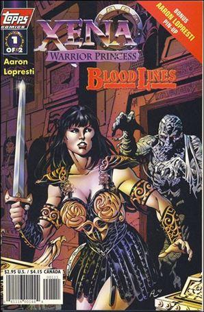 Xena: Warrior Princess: Bloodlines 1-B
