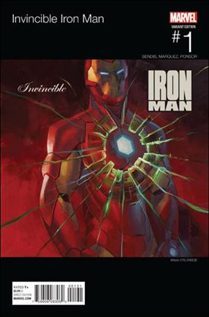 Invincible Iron Man (2015)  1-I