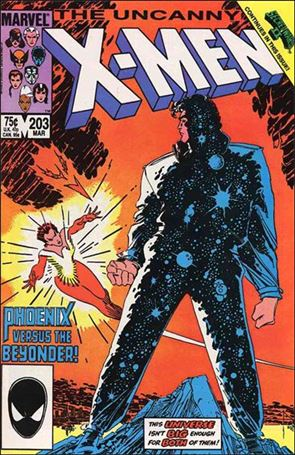 Uncanny X-Men (1981) 203-A
