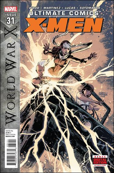Ultimate Comics X-Men 31-A by Marvel