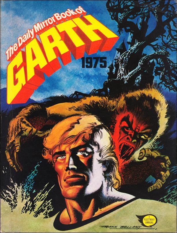 Daily Mirror Book of Garth (UK) nn1-A by IPC
