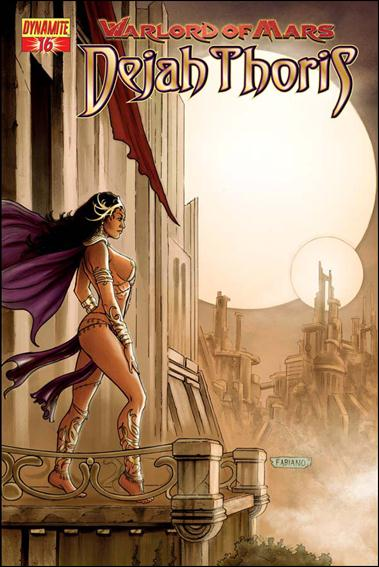 Warlord of Mars: Dejah Thoris 16-A by Dynamite Entertainment