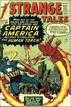 Strange Tales (1951) 114-A
