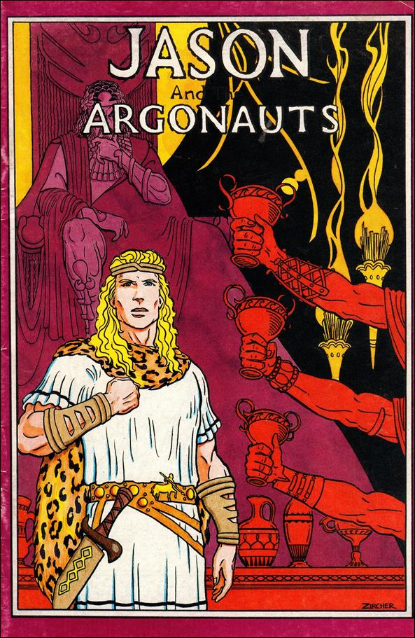 Jason and the Argonauts (1990) 2-A by Tome