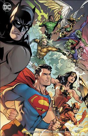 Justice League (2018) 26-B