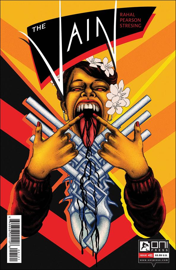 Vain 1-B by Oni Press