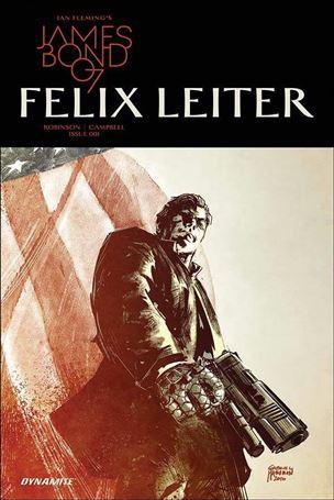 James Bond: Felix Leiter 1-B