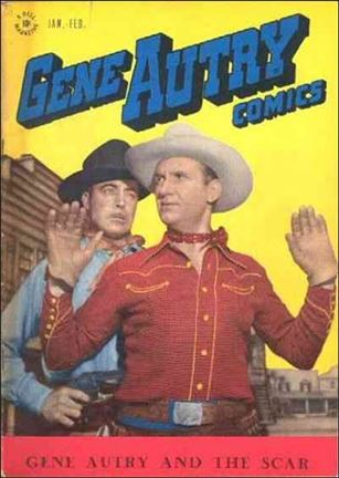 Gene Autry Comics (1946) 5-A