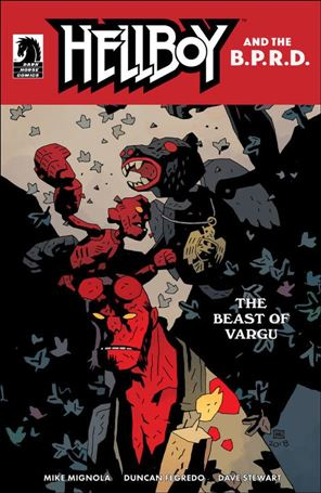 Hellboy and the B.P.R.D.: The Beast of Vargu nn-B