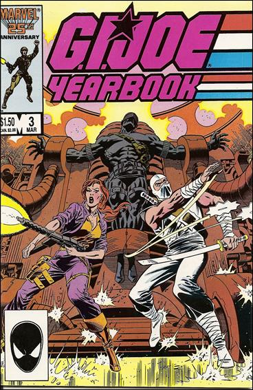 G.I. Joe Yearbook 3-A by Marvel