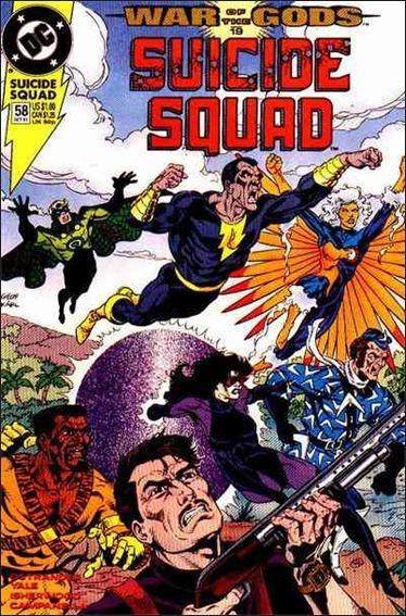 Suicide Squad (1987) 58-A by DC