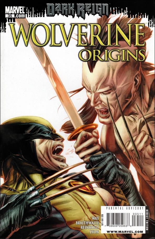 Wolverine: Origins 35-A by Marvel