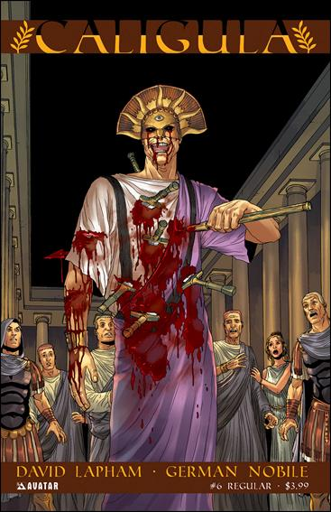 Caligula 6-A by Avatar Press
