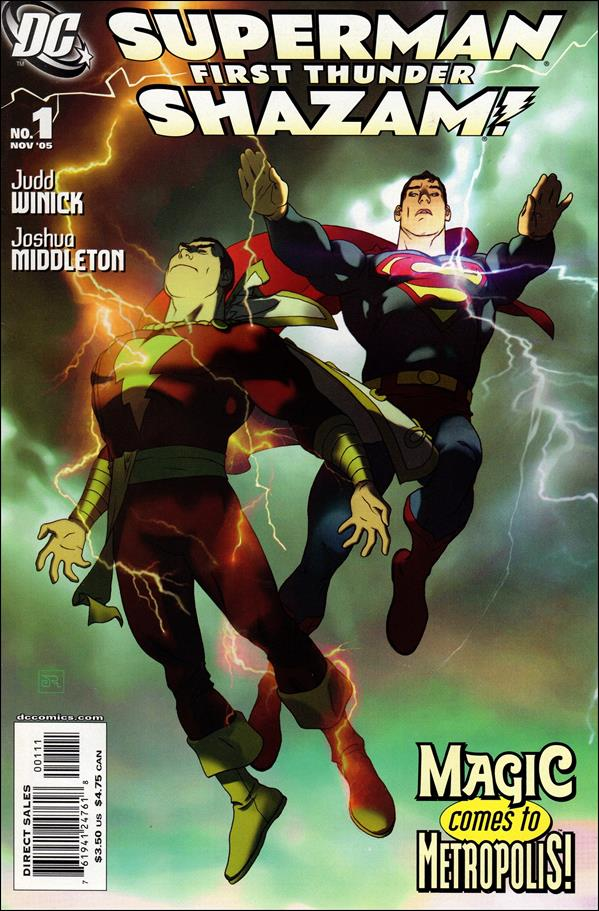Superman/Shazam: First Thunder 1-A by DC