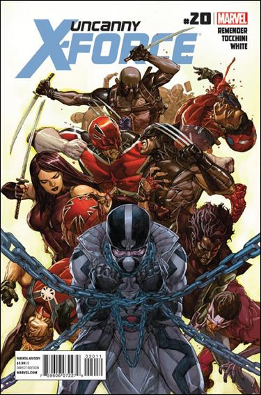 Uncanny X-Force (2010) 20-A by Marvel