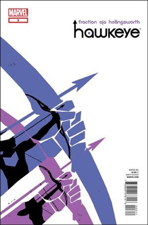Hawkeye (2012) 3-A