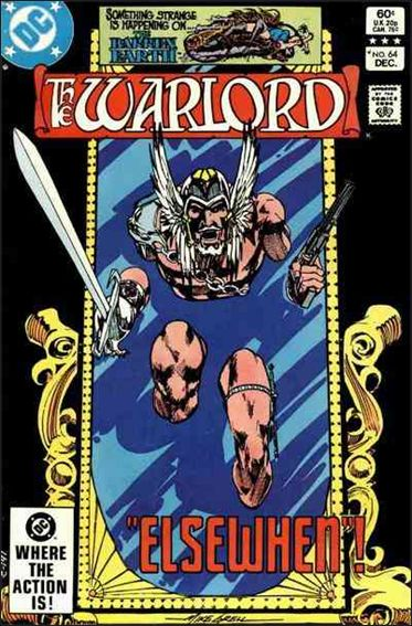 Warlord (1976) 64-A by DC