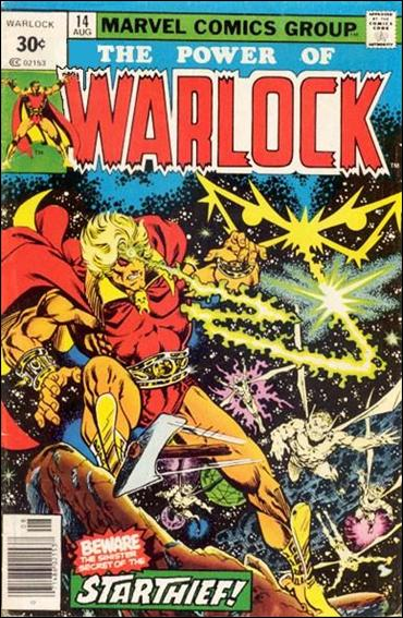 Warlock (1972) 14-B by Marvel