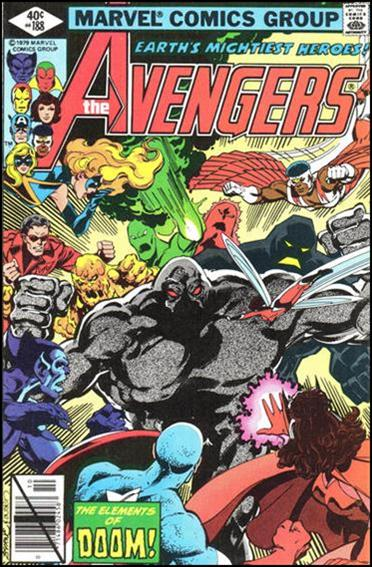 Avengers (1963) 188-A by Marvel