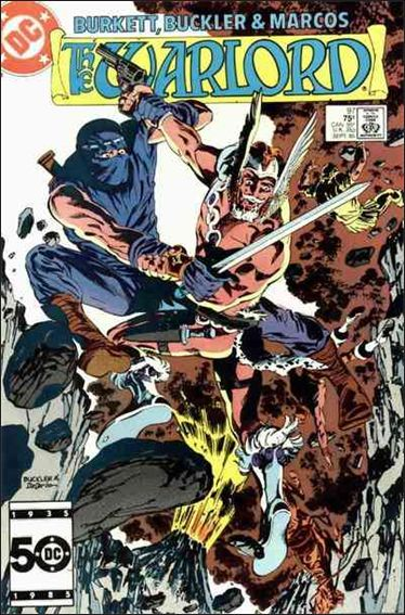 Warlord (1976) 97-A by DC