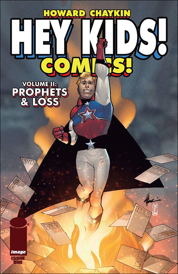 Hey Kids! Comics! Volume 2: Prophets & Loss 1-A by Image