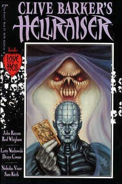 Clive Barker's Hellraiser (1989) 12-A by Epic