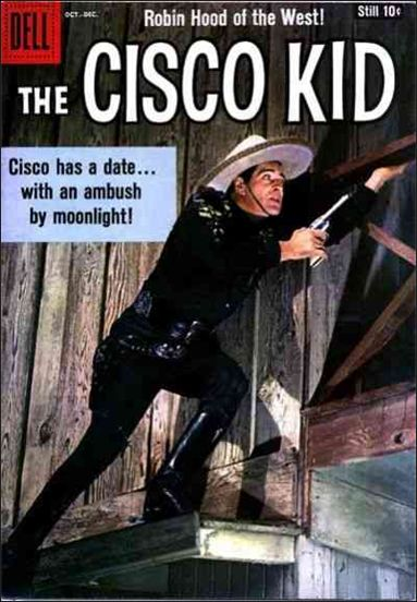 Cisco Kid (1951) 41-A by Dell