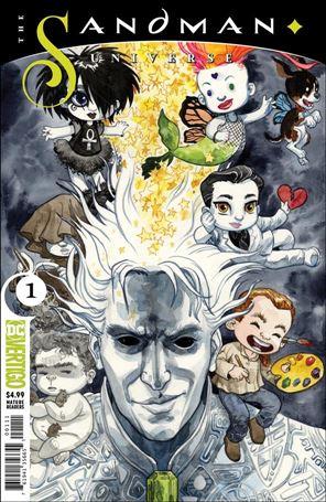 Sandman Universe 1-H