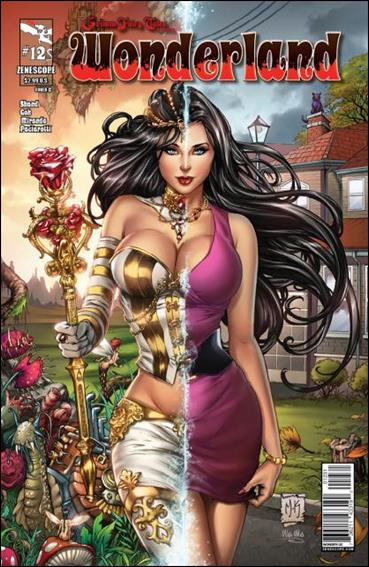 Grimm Fairy Tales Presents: Wonderland 12-C by Zenescope Entertainment