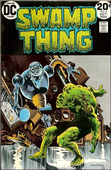 Swamp Thing (1972) 6-A by DC