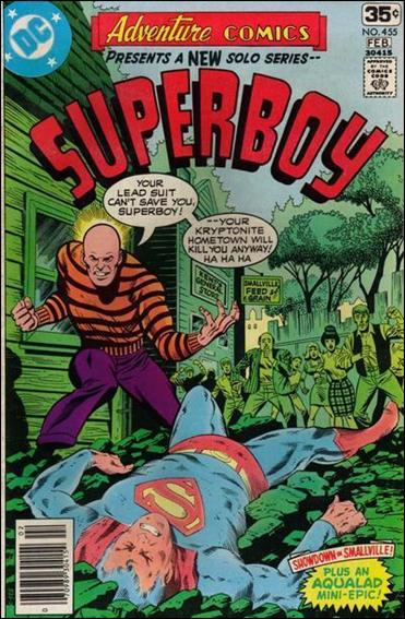 Adventure Comics (1938) 455-A by DC