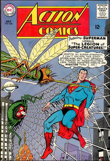 Action Comics (1938) 326-A by DC