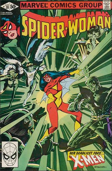 Spider-Woman (1978) 38-A by Marvel