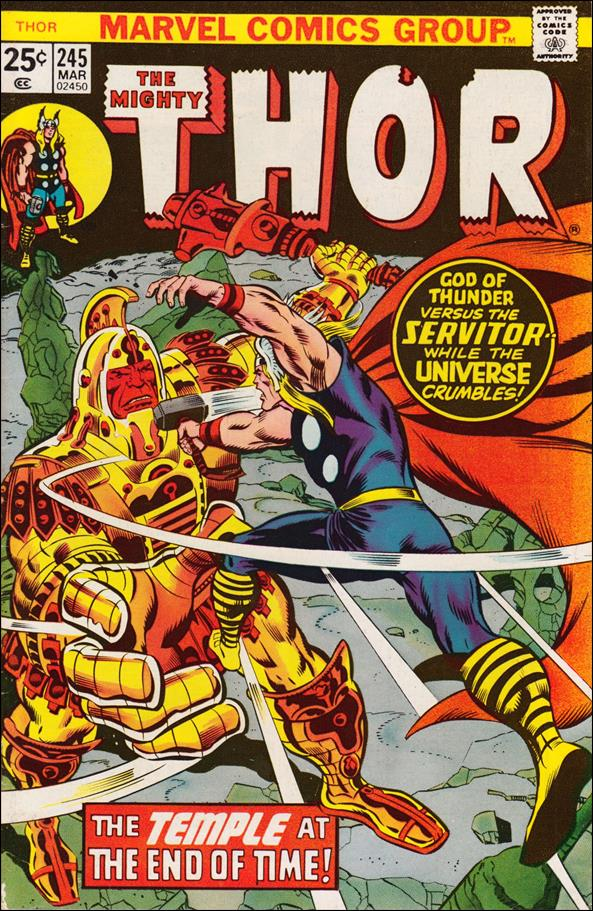 Thor (1966) 245-A by Marvel