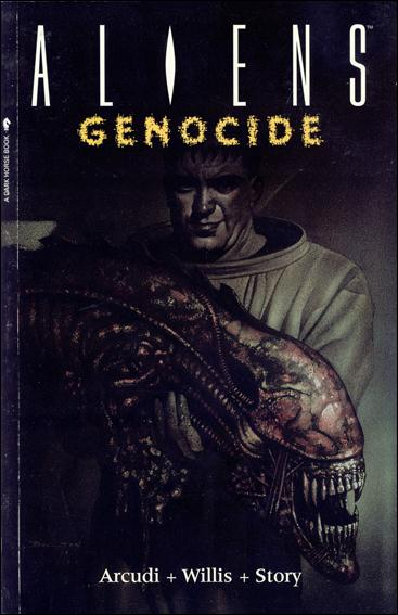 Aliens: Genocide 1-C by Dark Horse