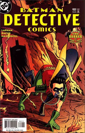 Detective Comics (1937) 802-A by DC